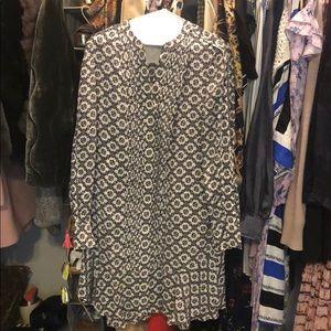 Tory Burch shirt dress